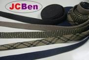 Elastic Braid for Belt