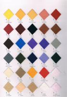 Acrylic Felt Color Card 02
