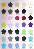 Polyester Felt Color Card 04