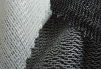 PA Double Dot Warp Knitted Woven Fusible Interlining